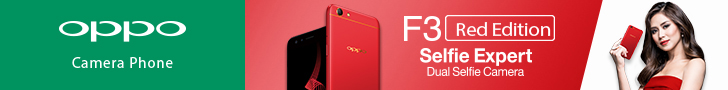OPPO F3 Red Edition Smartphone